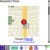 Ask Mobile Maps Example