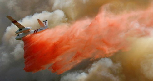 California Wildfire Aircraft