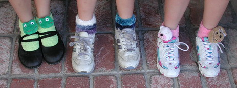 Crazy Socks!