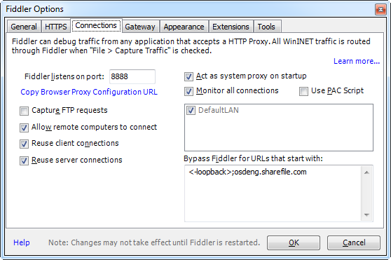 Capture Android Mobile Web Traffic With Fiddler - Brian Cantoni