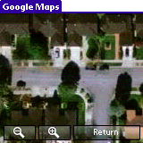 Google Mobile Maps Example