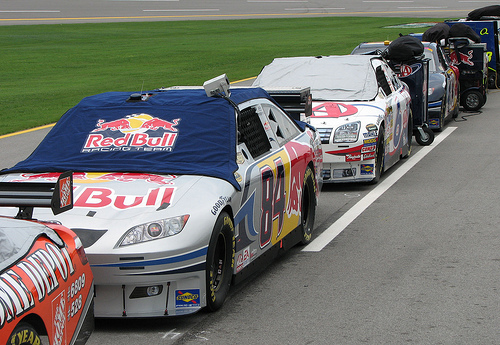 NASCAR Starting Grid