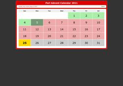 Perl Advent Calendar 2011