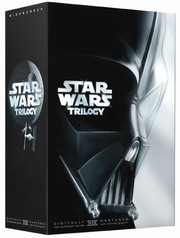 Starwars Trilogy DVD