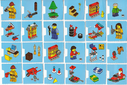 City Advent Calendar 2012 by brickset on Flickr