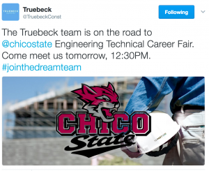 Truebeck tweet screenshot