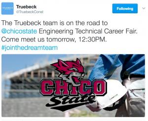 Truebeck tweet screenshot
